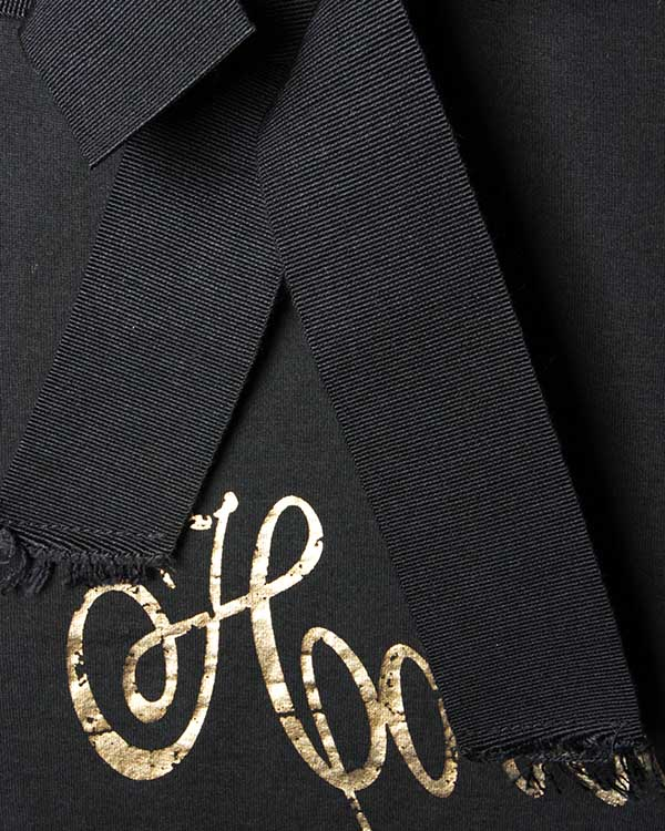 женская футболка SEMI-COUTURE, сезон: зима 2013/14. Купить за 4600 руб. | Фото 4