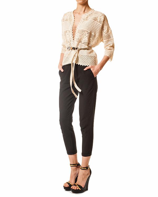 женская брюки SEMI-COUTURE, сезон: лето 2014. Купить за 5200 руб. | Фото 3