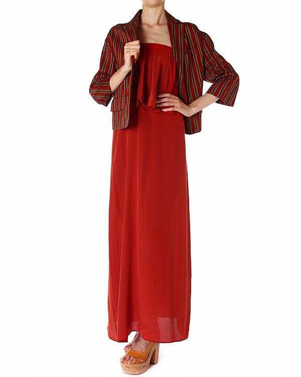 женская платье SEMI-COUTURE, сезон: лето 2014. Купить за 16200 руб.   Фото 3