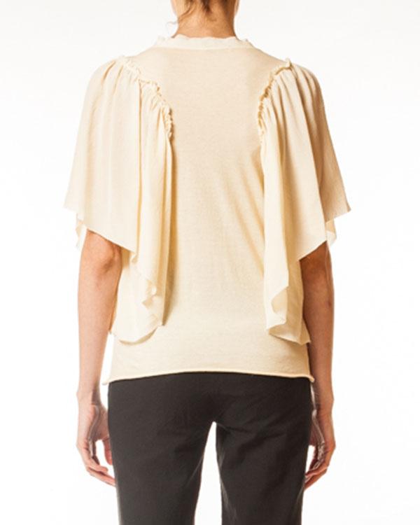 женская футболка SEMI-COUTURE, сезон: лето 2014. Купить за 7400 руб. | Фото $i