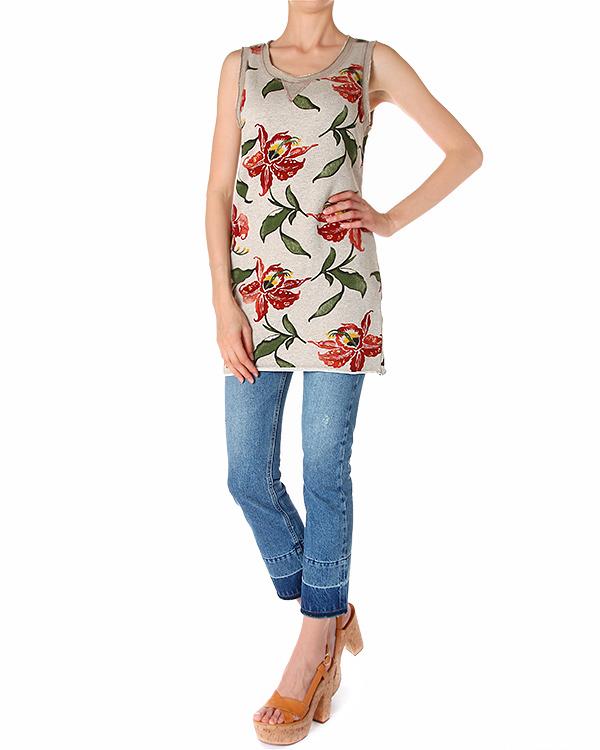 женская джинсы SEMI-COUTURE, сезон: лето 2014. Купить за 9800 руб. | Фото 3