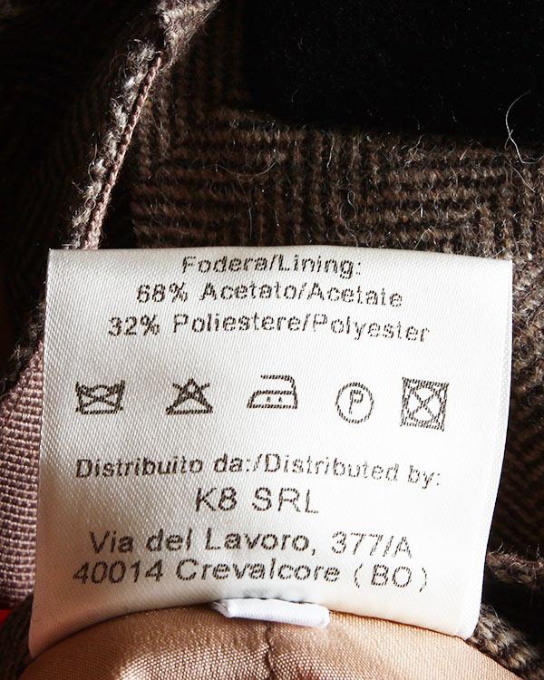 женская брюки SEMI-COUTURE, сезон: зима 2014/15. Купить за 10400 руб.   Фото 5