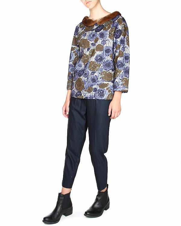 женская брюки SEMI-COUTURE, сезон: зима 2014/15. Купить за 7900 руб. | Фото 3