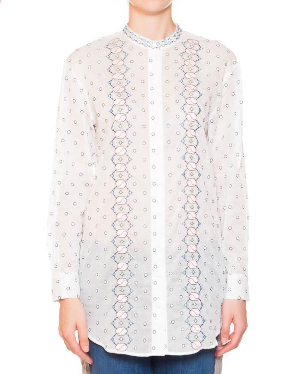 женская блуза Manoush, сезон: лето 2015. Купить за 13200 руб. | Фото $i