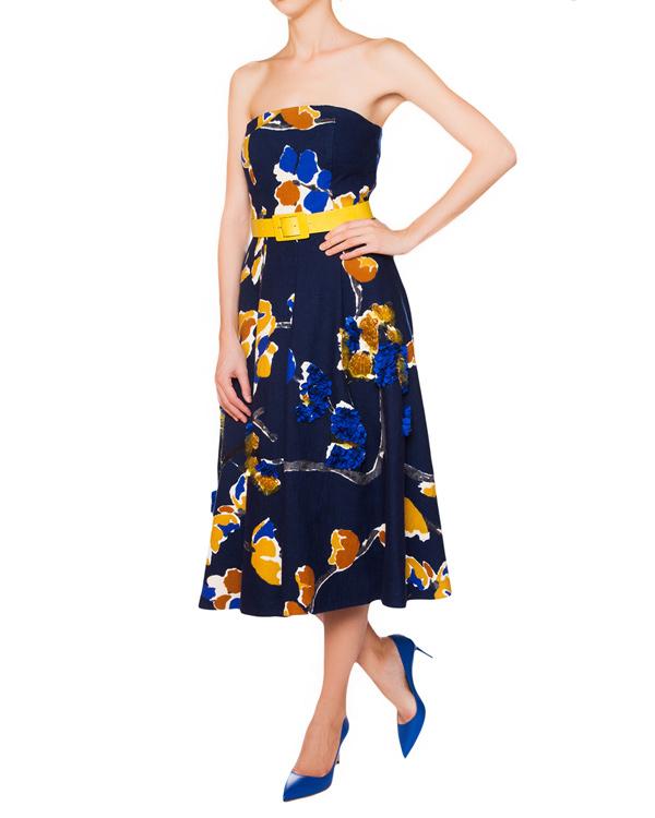 женская платье SEMI-COUTURE, сезон: лето 2015. Купить за 31200 руб. | Фото 2