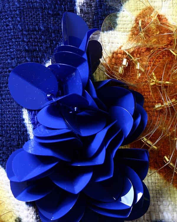 женская платье SEMI-COUTURE, сезон: лето 2015. Купить за 31200 руб. | Фото 4