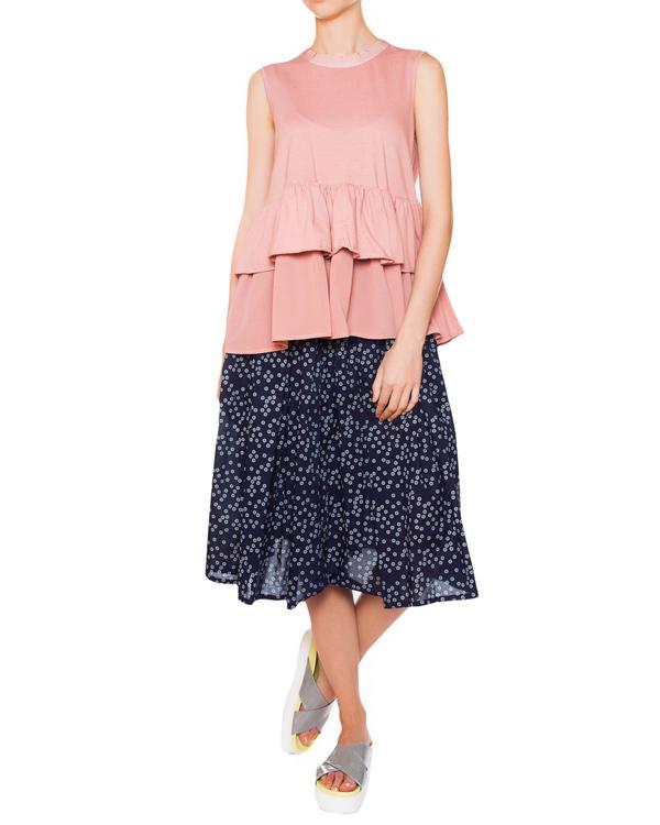 женская юбка SEMI-COUTURE, сезон: лето 2015. Купить за 9300 руб. | Фото 3
