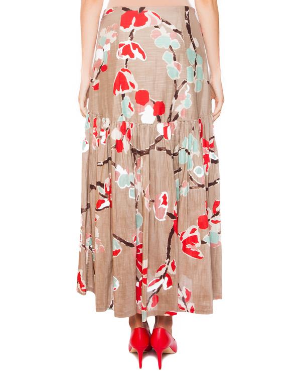 женская юбка SEMI-COUTURE, сезон: лето 2015. Купить за 12900 руб. | Фото 2