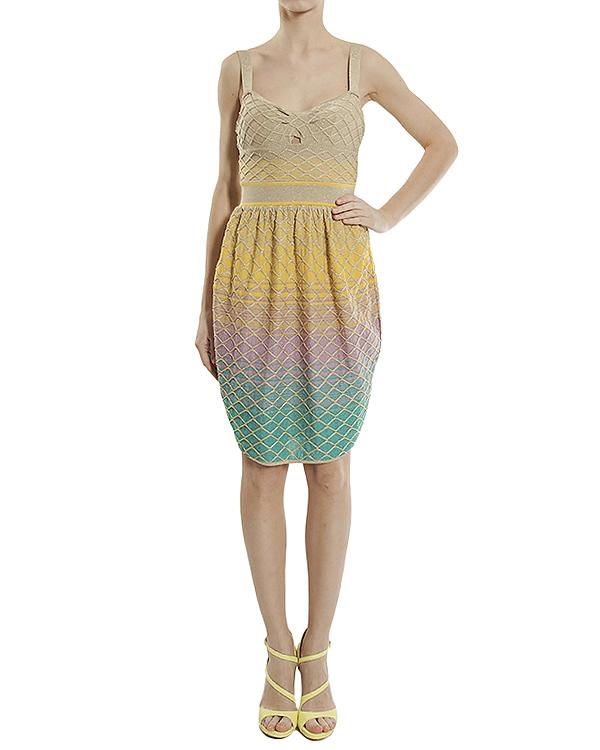 женская платье M Missoni, сезон: лето 2013. Купить за 14800 руб. | Фото 1