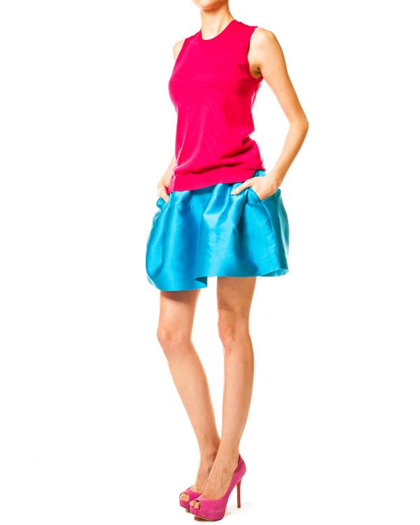 женская юбка P.A.R.O.S.H., сезон: лето 2014. Купить за 10000 руб. | Фото 3