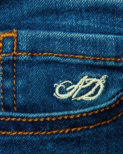 женская джинсы European Culture, сезон: лето 2016. Купить за 5400 руб. | Фото 4