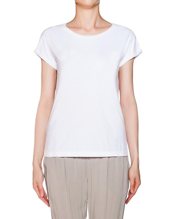 футболка из хлопкового трикотажа артикул EE3530 марки European Culture купить за 2300 руб.