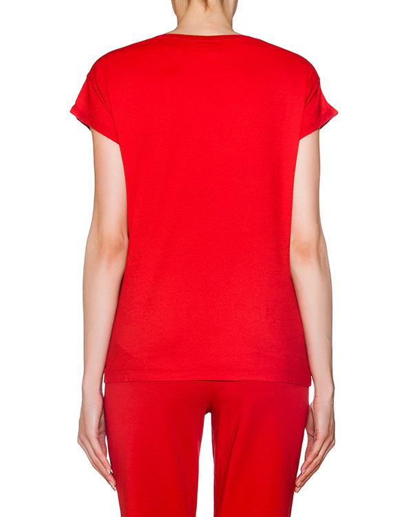 женская футболка European Culture, сезон: лето 2016. Купить за 2600 руб. | Фото 2