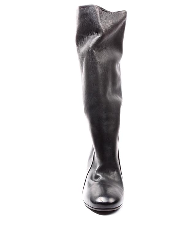 женская сапоги Elisanero, сезон: зима 2013/14. Купить за 18600 руб.   Фото 2