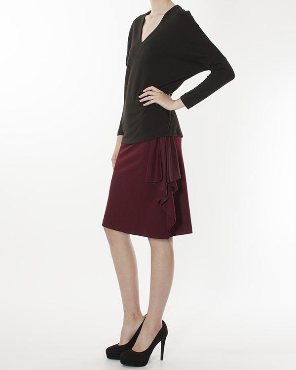 женская юбка P.A.R.O.S.H., сезон: зима 2012/13. Купить за 4600 руб. | Фото 3