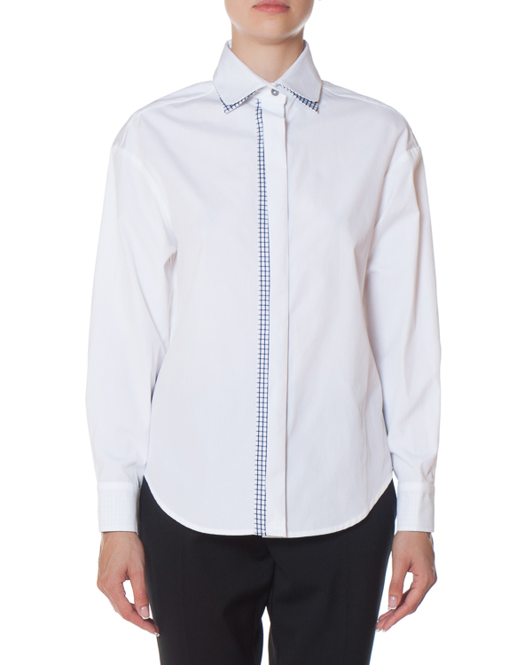 рубашка со спущенной линией плеч артикул ELYA марки Balossa купить за 14100 руб.