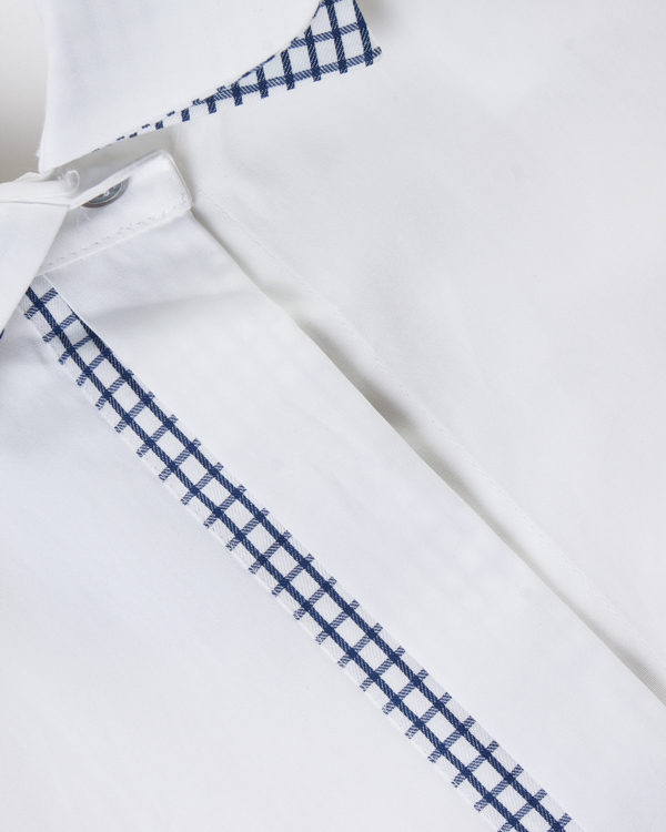женская рубашка Balossa, сезон: зима 2017/18. Купить за 14100 руб. | Фото $i