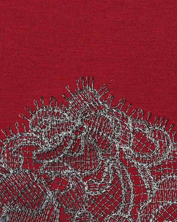 женская свитшот P.A.R.O.S.H., сезон: зима 2015/16. Купить за 10200 руб. | Фото 4