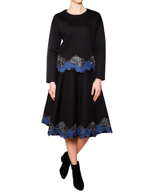 женская юбка P.A.R.O.S.H., сезон: зима 2015/16. Купить за 14200 руб. | Фото 3