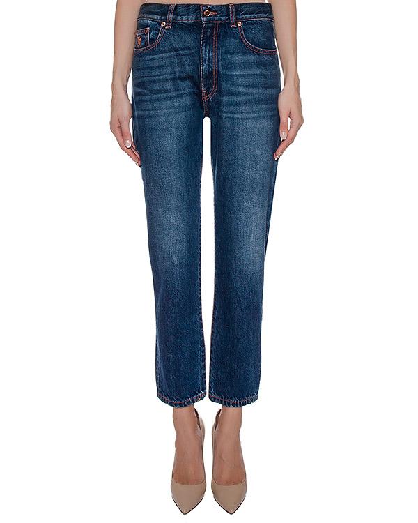 женская джинсы European Culture, сезон: зима 2016/17. Купить за 6300 руб. | Фото $i