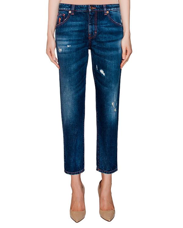 женская джинсы European Culture, сезон: лето 2016. Купить за 5400 руб. | Фото 1