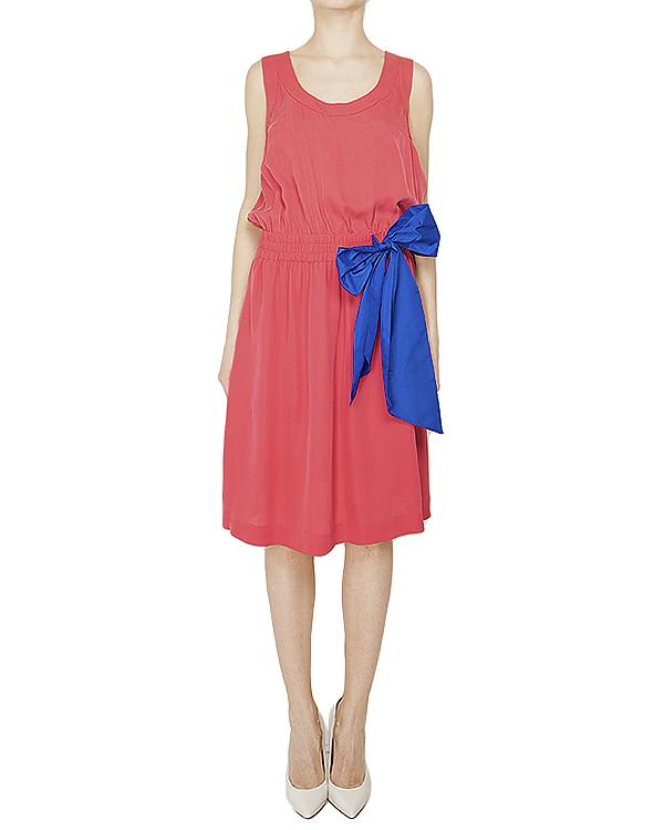 женская платье Valentino Red, сезон: лето 2013. Купить за 10600 руб.   Фото 1