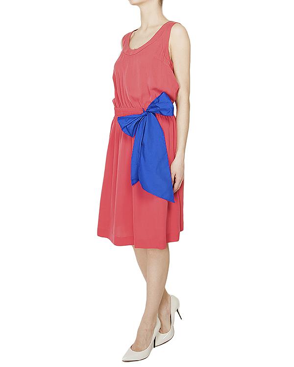 женская платье Valentino Red, сезон: лето 2013. Купить за 10600 руб.   Фото 2