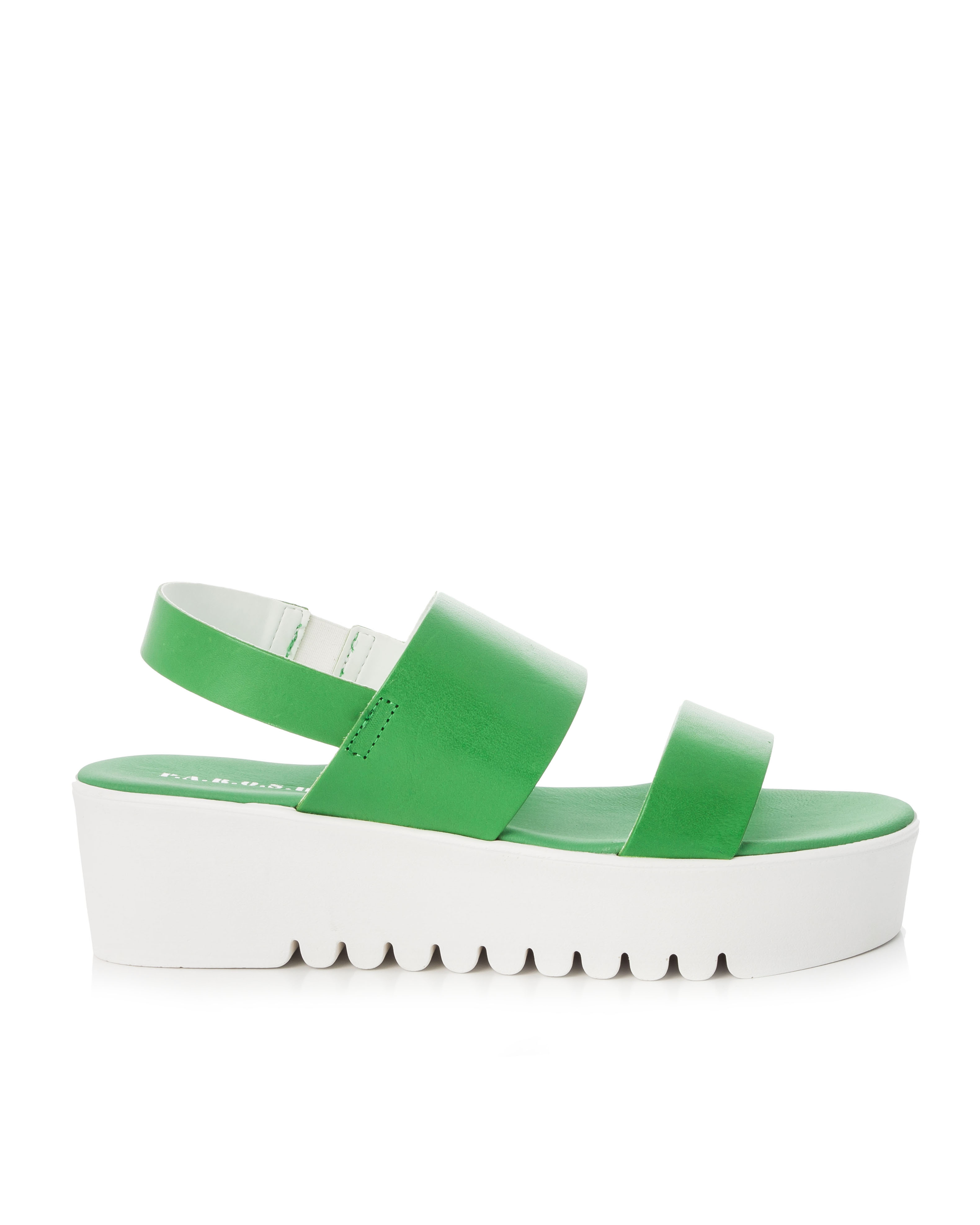 женская сандалии P.A.R.O.S.H., сезон: лето 2016. Купить за 6100 руб. | Фото $i