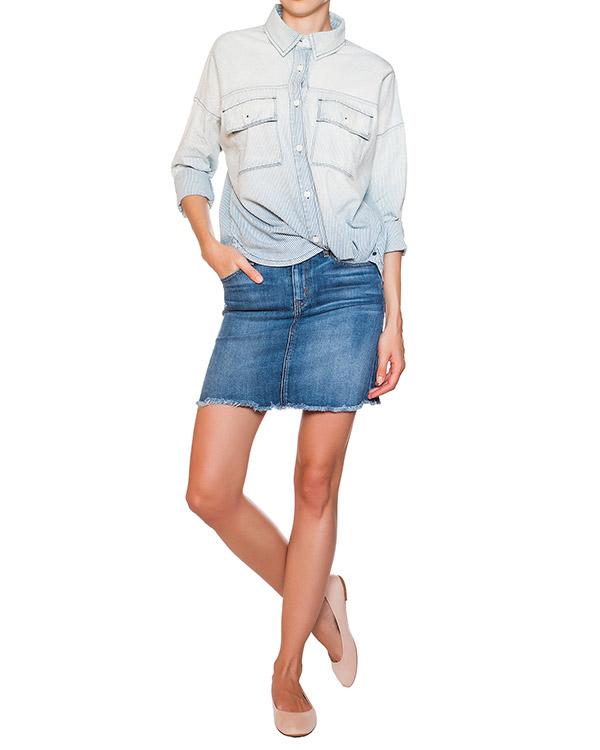 женская юбка Koral, сезон: лето 2015. Купить за 6500 руб. | Фото 3