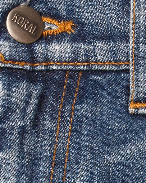 женская юбка Koral, сезон: лето 2015. Купить за 6500 руб. | Фото 4