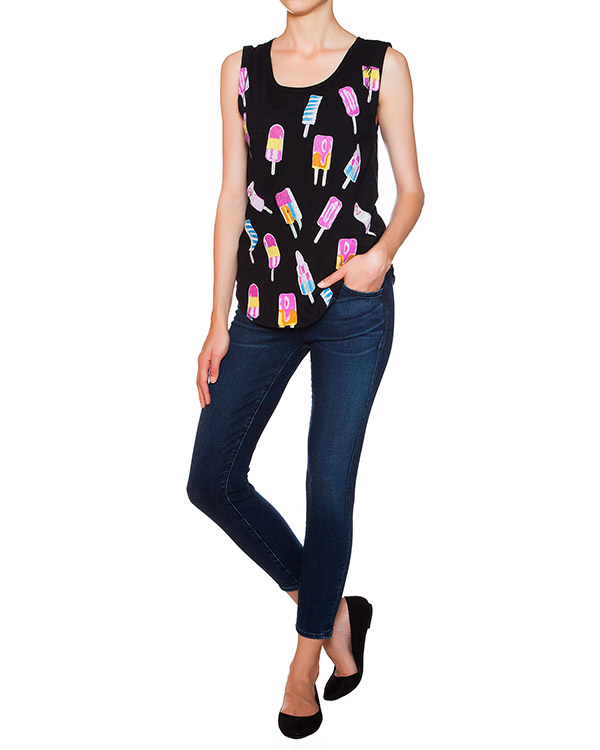 женская джинсы Koral, сезон: лето 2015. Купить за 8600 руб. | Фото 3