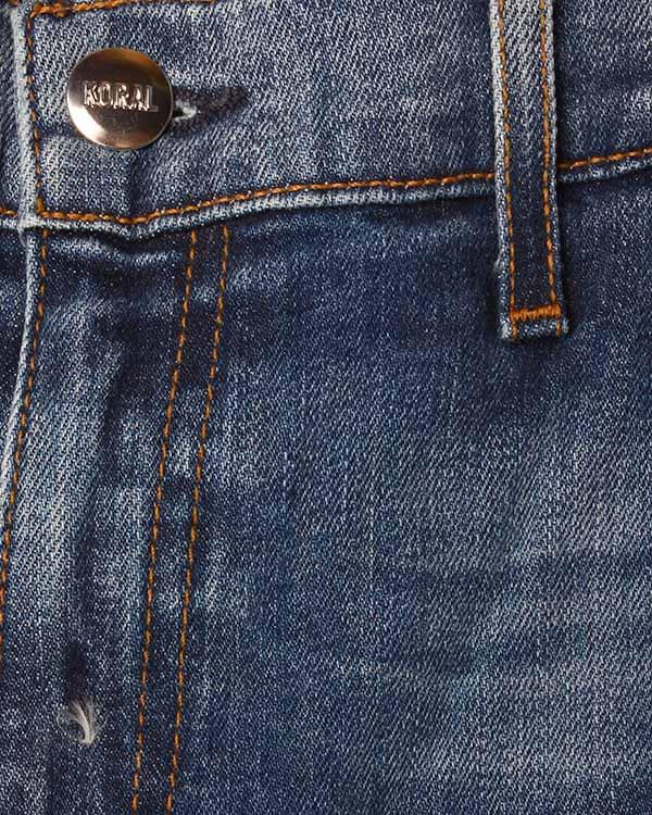 женская джинсы Koral, сезон: лето 2015. Купить за 8600 руб. | Фото 4
