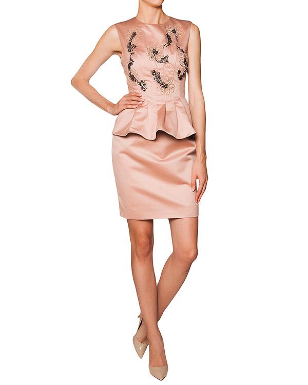 женская платье SI-JAY, сезон: зима 2015/16. Купить за 22800 руб. | Фото 2