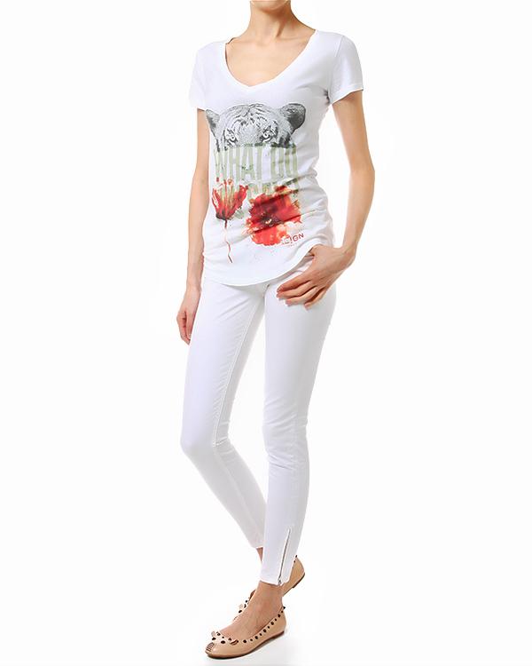 женская джинсы REIGN, сезон: лето 2014. Купить за 5400 руб. | Фото 3