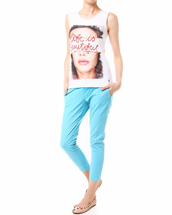 женская брюки REIGN, сезон: лето 2014. Купить за 5400 руб.   Фото 3
