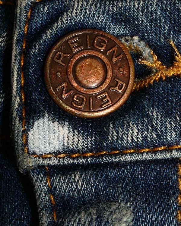 женская шорты REIGN, сезон: лето 2014. Купить за 6000 руб. | Фото 4