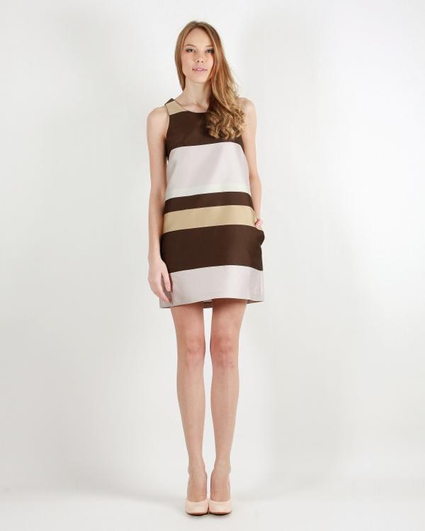 женская платье P.A.R.O.S.H., сезон: лето 2012. Купить за 7200 руб. | Фото 1