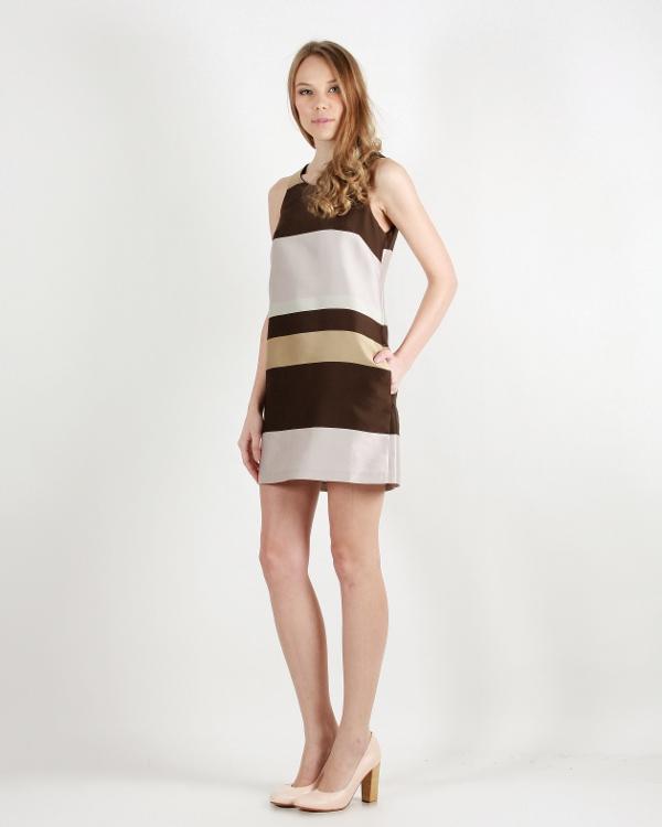 женская платье P.A.R.O.S.H., сезон: лето 2012. Купить за 7200 руб. | Фото 2