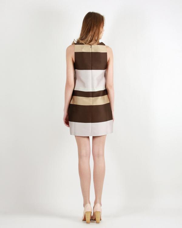 женская платье P.A.R.O.S.H., сезон: лето 2012. Купить за 7200 руб. | Фото 3