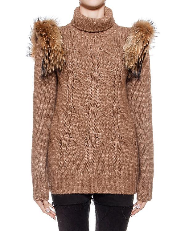 женская свитер Forte Couture, сезон: зима 2016/17. Купить за 24700 руб. | Фото 1
