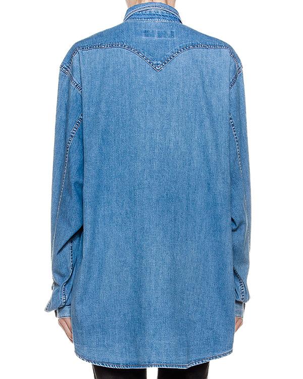 женская рубашка Forte Couture, сезон: зима 2016/17. Купить за 19200 руб. | Фото 2