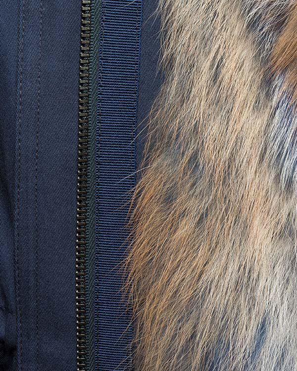 женская парка Forte Couture, сезон: зима 2016/17. Купить за 197600 руб. | Фото 4