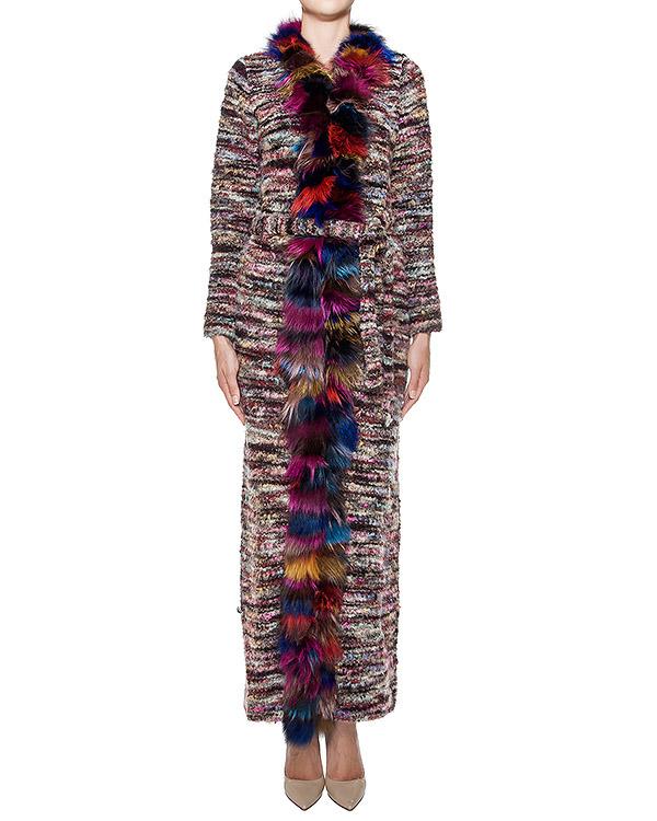женская пальто Forte Couture, сезон: зима 2016/17. Купить за 71400 руб. | Фото 1
