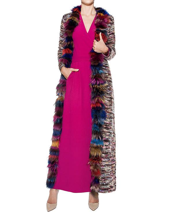 женская пальто Forte Couture, сезон: зима 2016/17. Купить за 71400 руб. | Фото 3