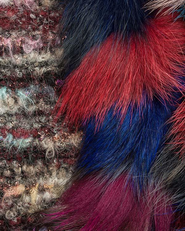 женская пальто Forte Couture, сезон: зима 2016/17. Купить за 71400 руб. | Фото 4