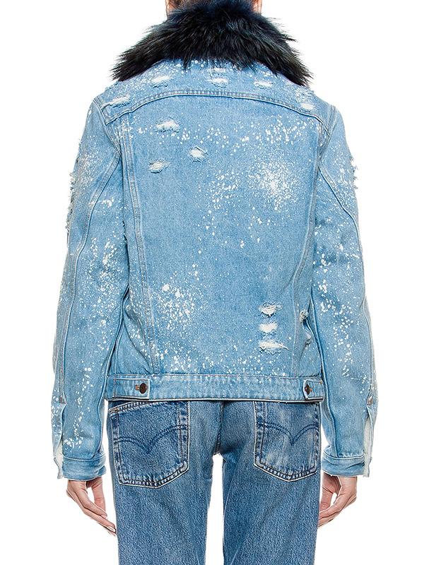 женская куртка Forte Couture, сезон: зима 2016/17. Купить за 47400 руб. | Фото 2