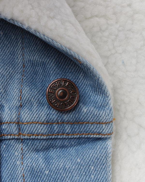 женская куртка Forte Couture, сезон: зима 2016/17. Купить за 47400 руб. | Фото 4