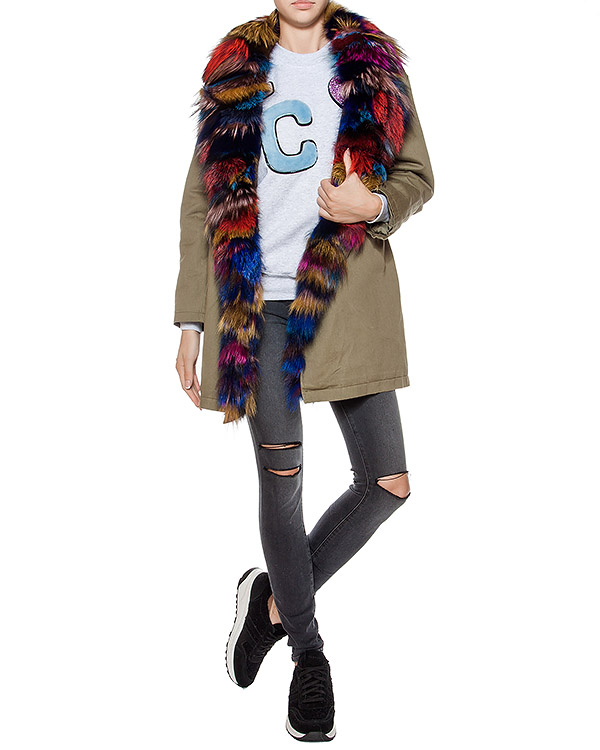 женская свитшот Forte Couture, сезон: зима 2016/17. Купить за 18200 руб. | Фото 3