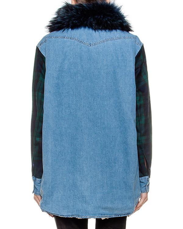 женская куртка Forte Couture, сезон: зима 2016/17. Купить за 24200 руб. | Фото 2