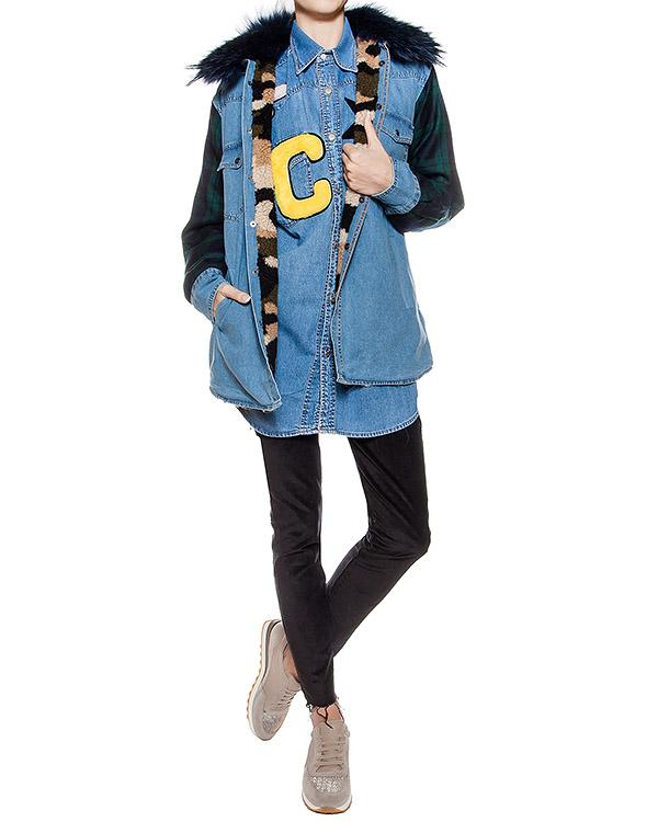 женская куртка Forte Couture, сезон: зима 2016/17. Купить за 24200 руб. | Фото 3